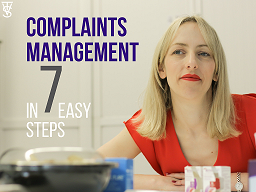 7 easy complaints management techniques